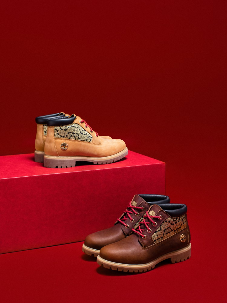 timberland spring summer the window flowers collection 14 - Timberland 传统中国风新春系列