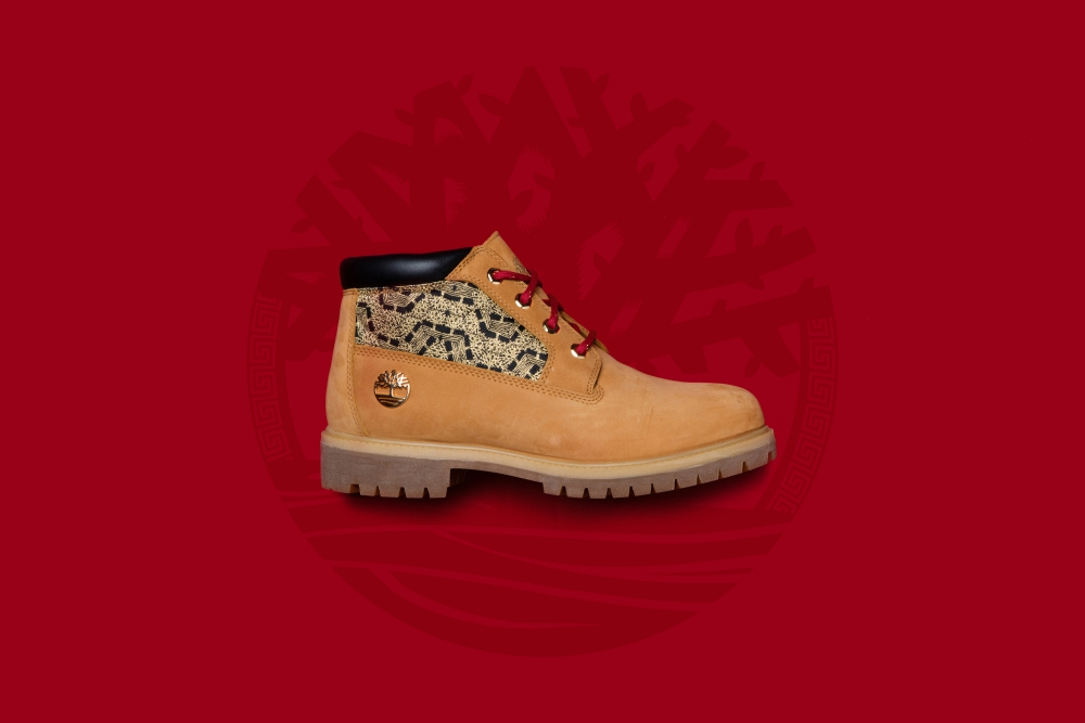 timberland spring summer the window flowers collection 2 - Timberland 传统中国风新春系列
