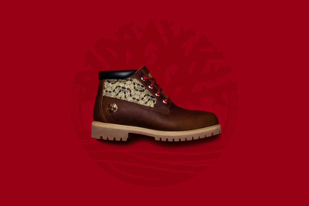 timberland spring summer the window flowers collection 3 - Timberland 传统中国风新春系列