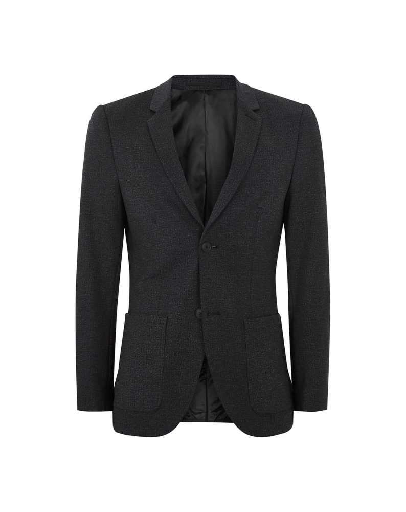 topman fashion suit men style 3 - 黑色西装之外,你也能轻松驾驭的简雅素色!
