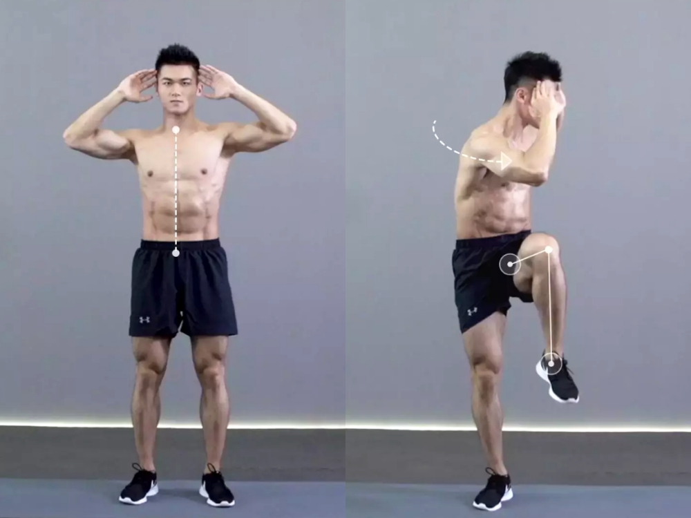 workout at home keep fit plan 5 - 持续锻炼,佳节期间警惕性计划!