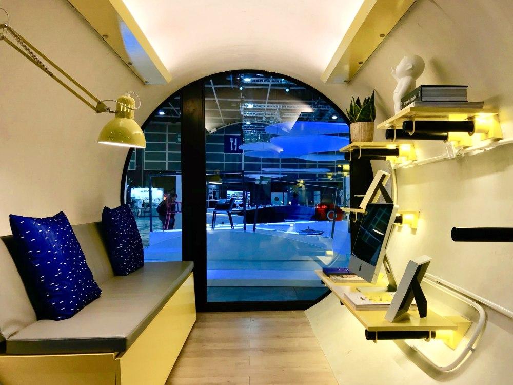 Hong Kong OPod Tube Housing by James Law 2 - 香港OPod水管屋,精巧创新的实际住宿模式!
