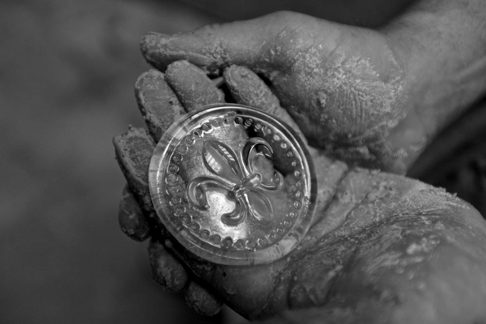 Louis XIII le Salmanazar 9 liter crystal decanter 5 - Louis XIII 独有的九公升水晶臻品