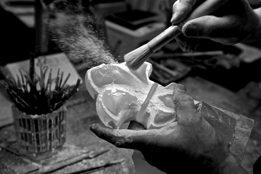 Louis XIII le Salmanazar 9 liter crystal decanter 6 - Louis XIII 独有的九公升水晶臻品