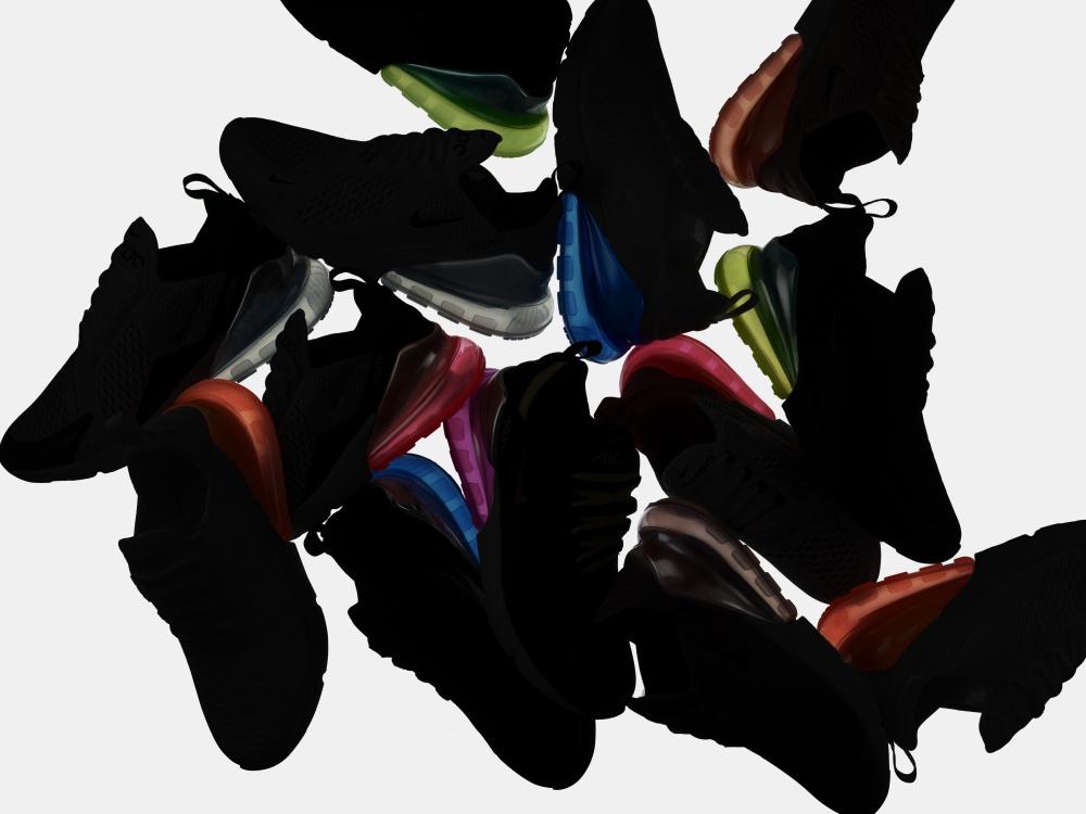 Nike air max 270 shoes 2 - 必知 Nike Air Max 270 重要的小事!