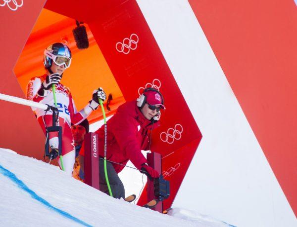 Omega and Pyeong Chang Olympic Winter Games 2018 BIG  600x460 - Omega 再为冬奥会纪录历史性时刻!