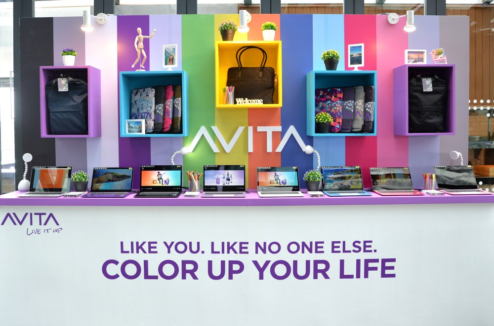 avita lifestyle tech brand launches avita liber laptops 1 - AVITA 缤纷新颖笔电进军大马!