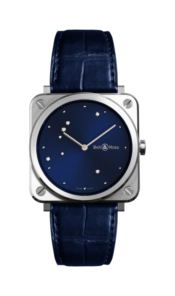 bell ross valentines day watch selection Diamond Eagle  - Bell & Ross 为她系上你的浓情蜜意