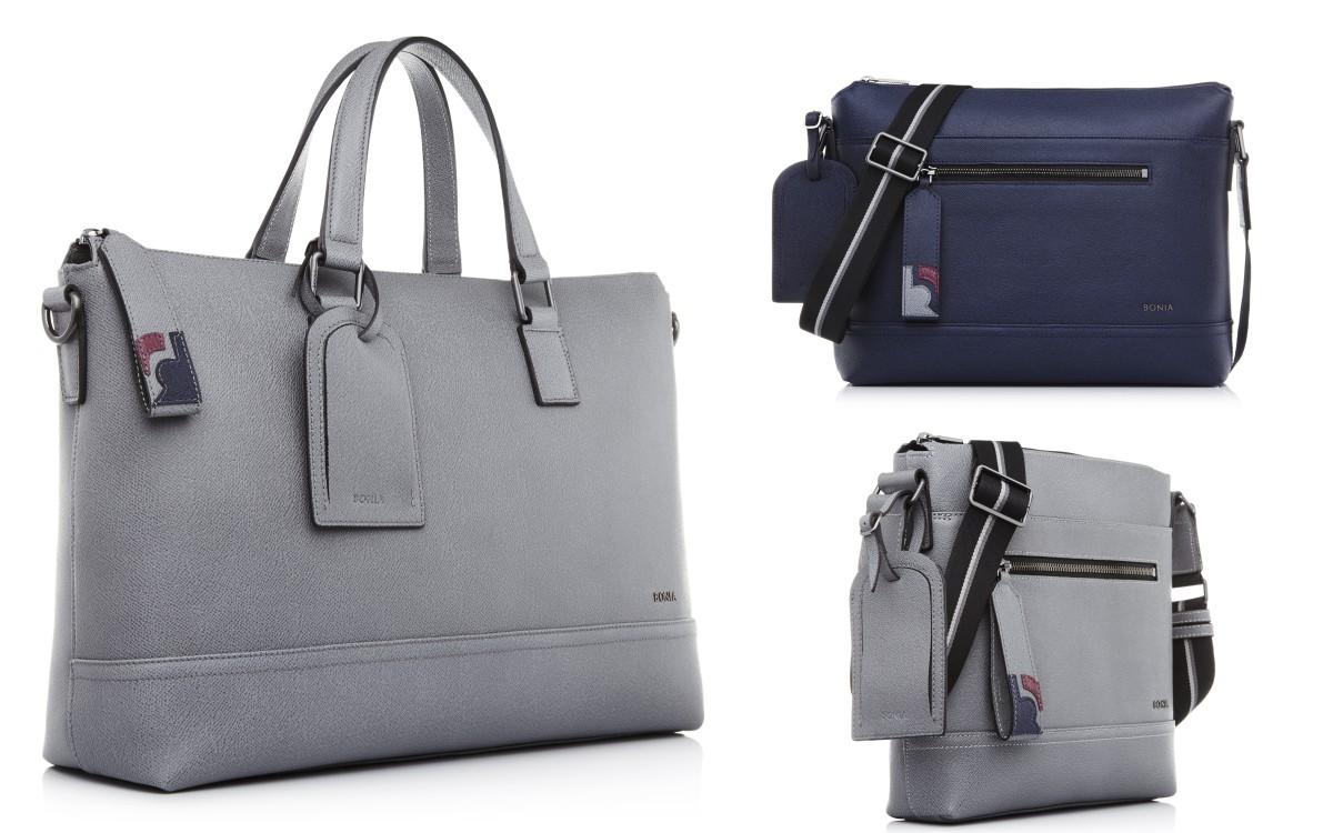 bonia spring summer men bags collection 2018 2 - BONIA 与东方风情交汇