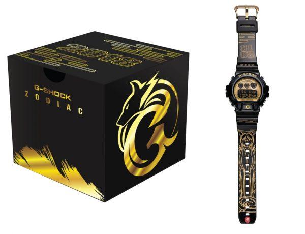casio gshock zodiac watch gold dog 2018 BIG 600x460 - Casio G-Shock 金犬腕表炫酷过春节!