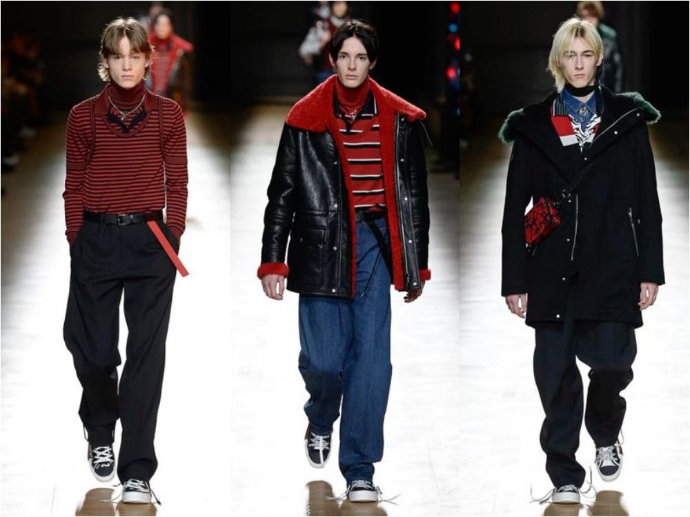 dior homme fall winter 2018 menswear 4 - 秋冬时尚看点,尽情张扬创新与气派!