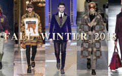 fall winter fashion menswear collection 2018 BIG  240x150 - 秋冬时尚看点,尽情张扬创新与气派!