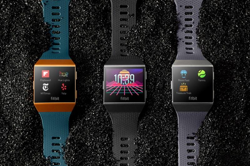 fitbit ionic fitness smartwatch 1 - Fitbit Ionic 时尚运动生活
