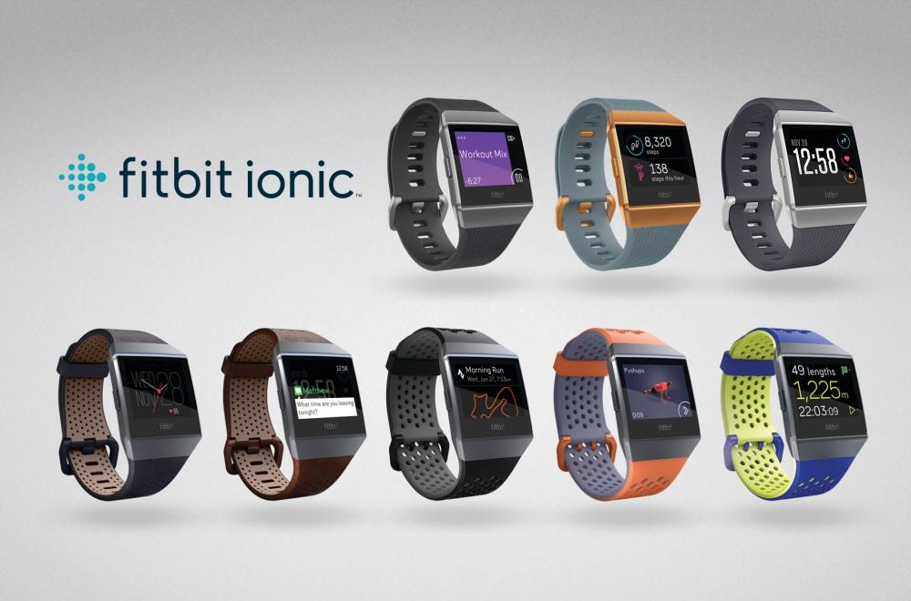fitbit ionic fitness smartwatch 2 - Fitbit Ionic 时尚运动生活