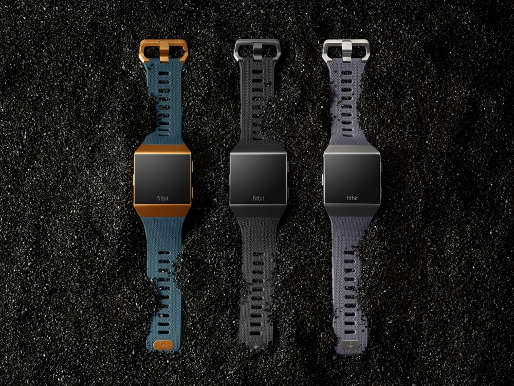 fitbit ionic fitness smartwatch 3 - Fitbit Ionic 时尚运动生活