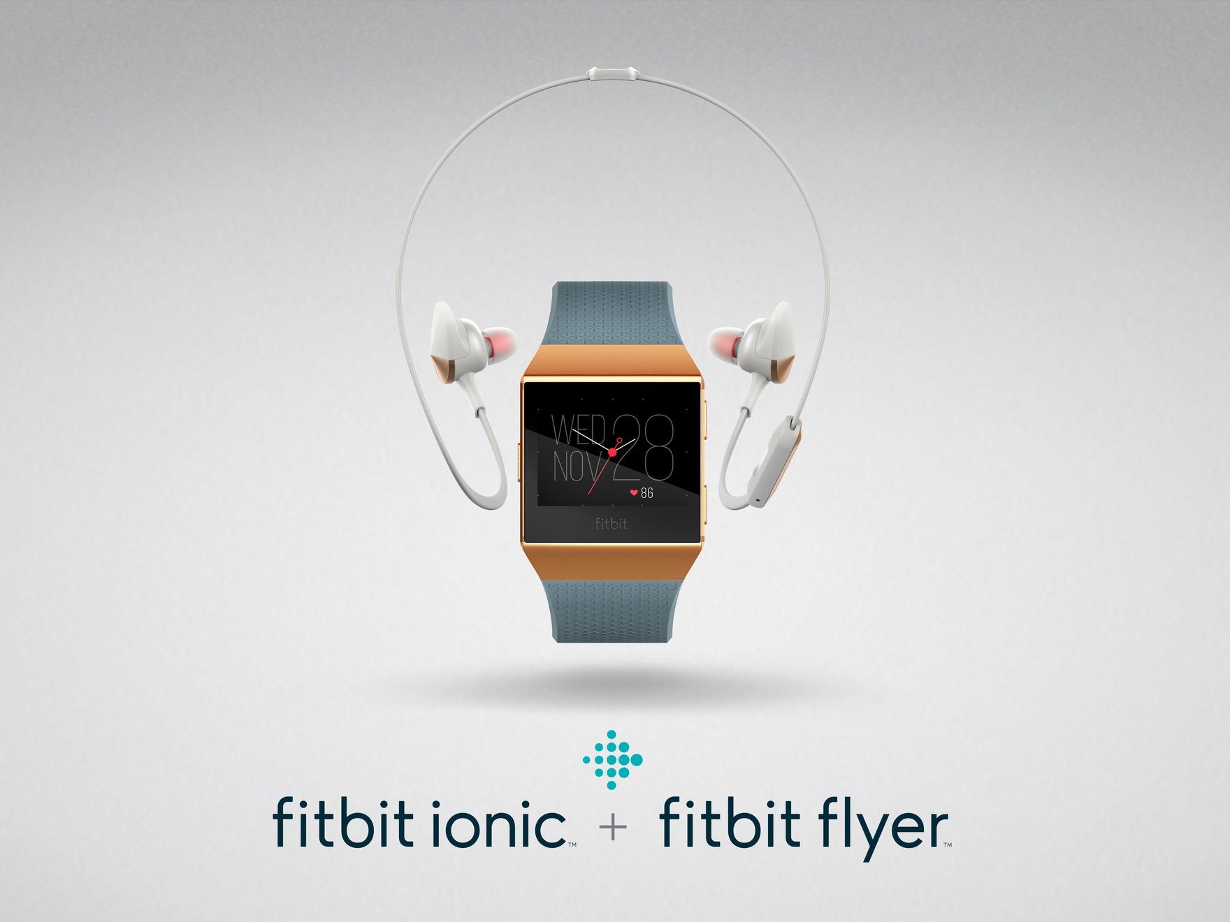 fitbit ionic fitness smartwatch BIG - Fitbit Ionic 时尚运动生活