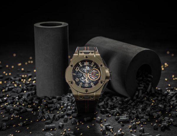 hublot big bang ferrari magic gold watch BIG  600x460 - Hublot Big Bang Ferrari Magic Gold 金姿酷势!