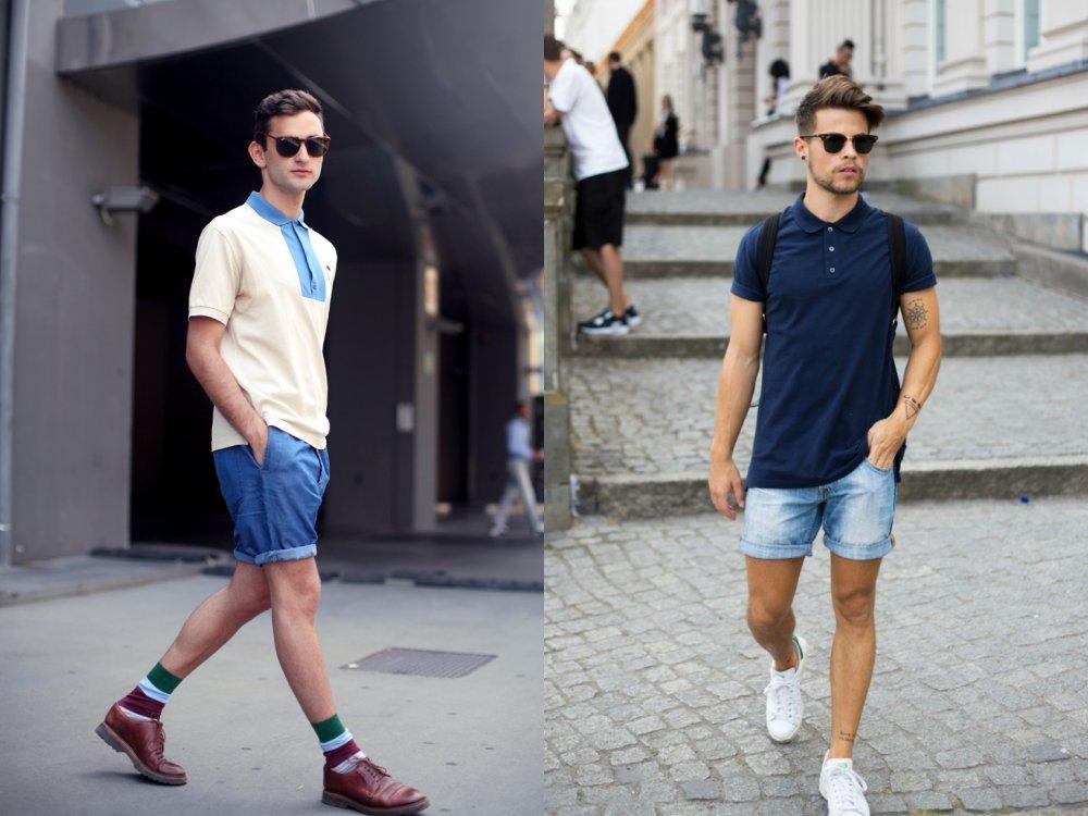 jorts short jeans mens fashion style 5 - Jorts 短牛仔裤潮流回归!