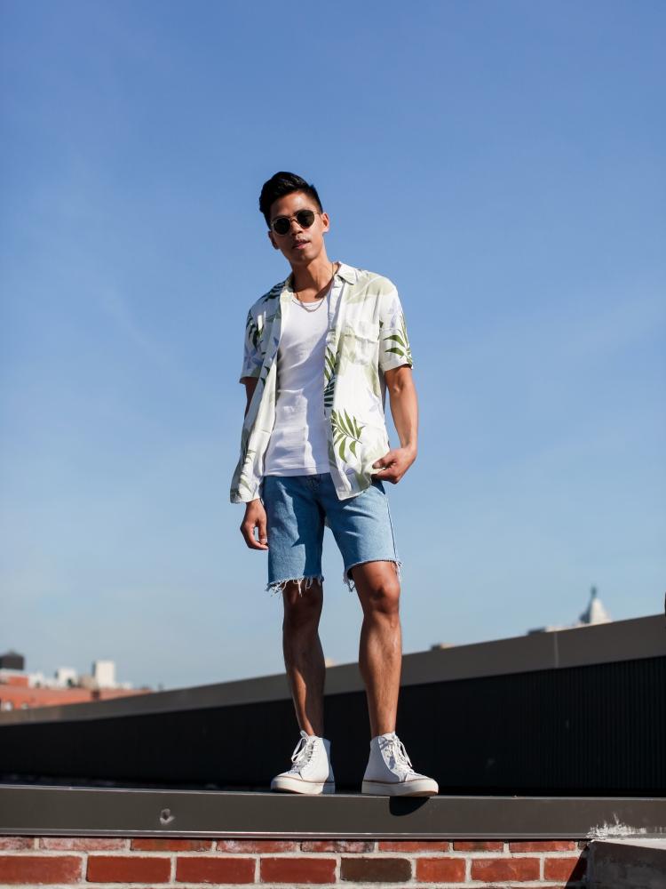 jorts short jeans mens fashion style 7 - Jorts 短牛仔裤潮流回归!