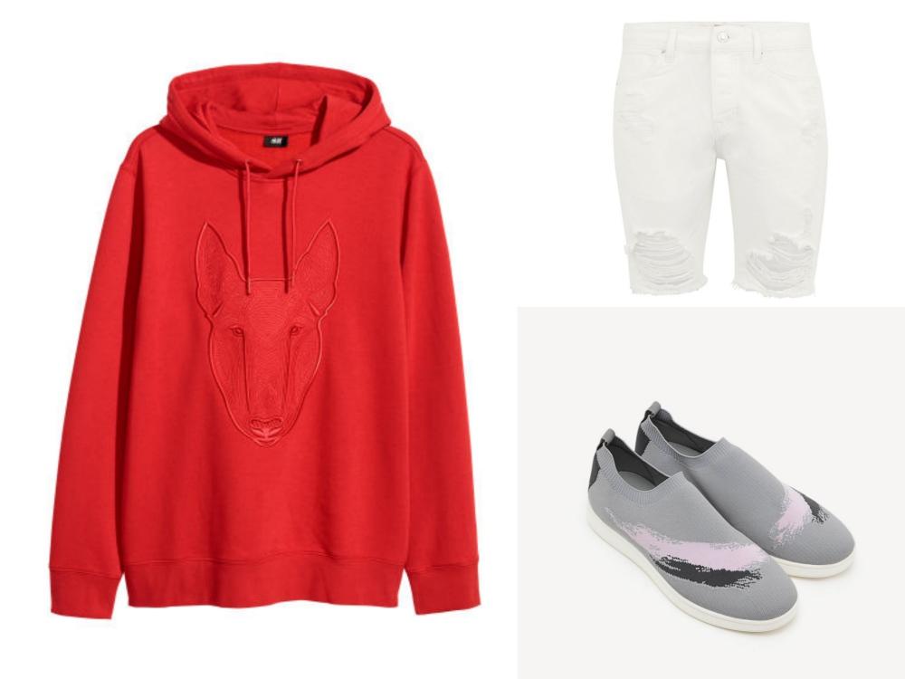 jorts short jeans mens fashion style look 1 - Jorts 短牛仔裤潮流回归!