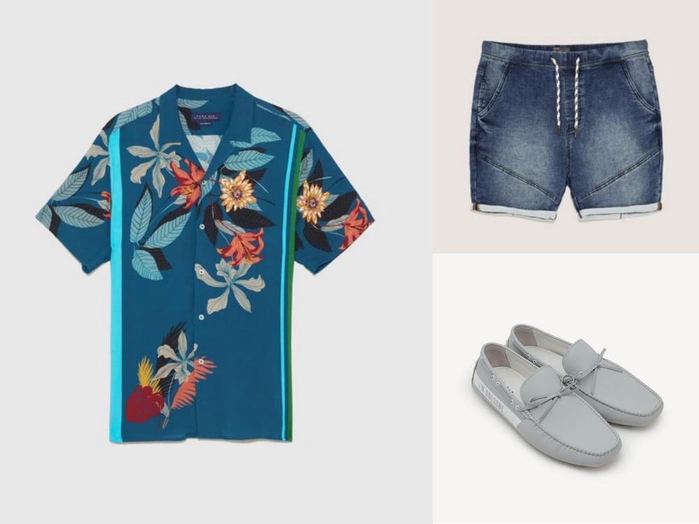 jorts short jeans mens fashion style look 3 - Jorts 短牛仔裤潮流回归!