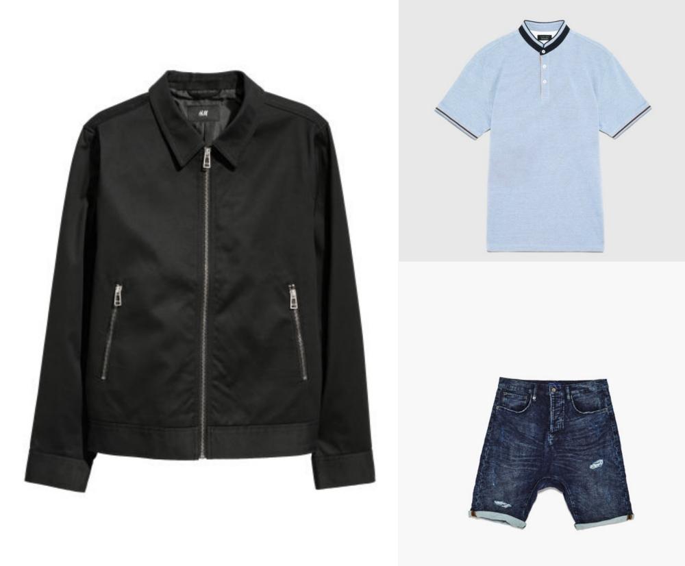 jorts short jeans mens fashion style look 4 - Jorts 短牛仔裤潮流回归!
