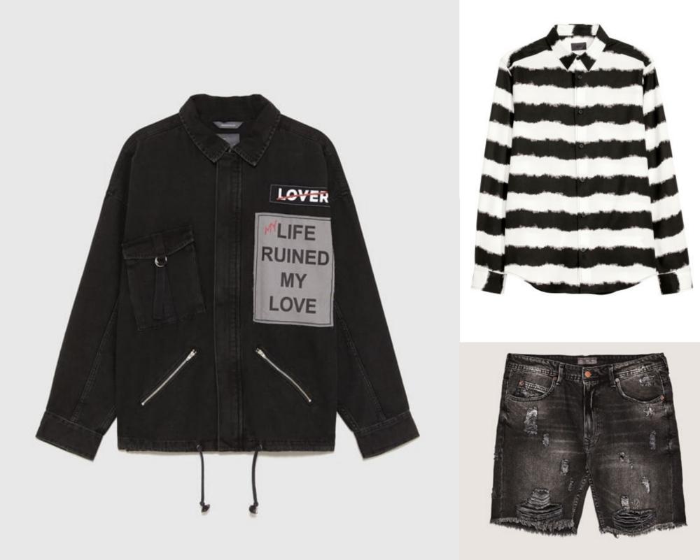 jorts short jeans mens fashion style look 6 - Jorts 短牛仔裤潮流回归!