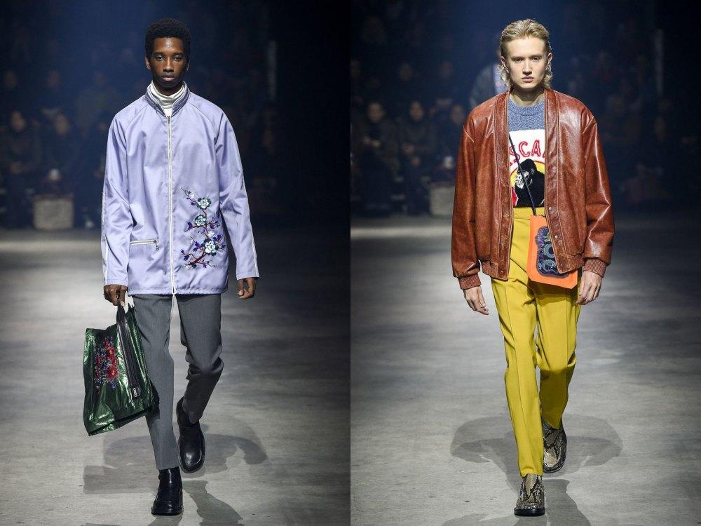 kenzo fall winter 2018 menswear 1 - 秋冬时尚看点,尽情张扬创新与气派!