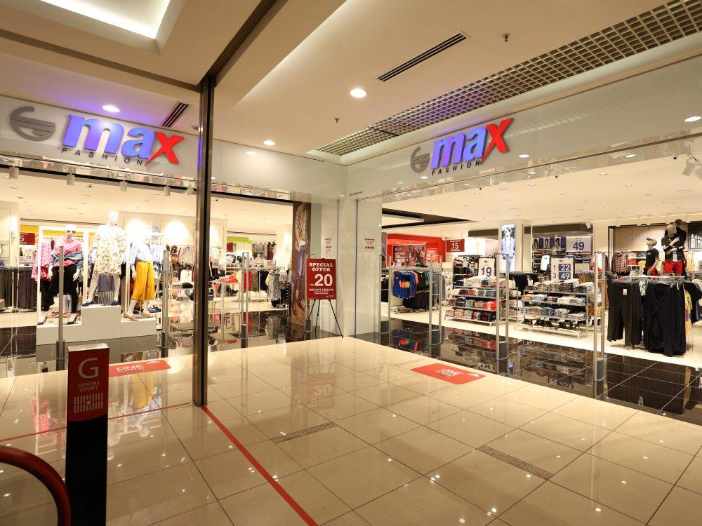 max fashion opened flagship store at one utama shopping mall 8 - Max Fashion 再添旗舰店,力推休闲风尚!