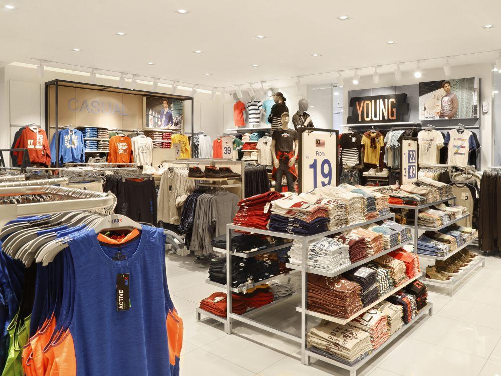 max fashion opened flagship store at one utama shopping mall 9 - Max Fashion 再添旗舰店,力推休闲风尚!