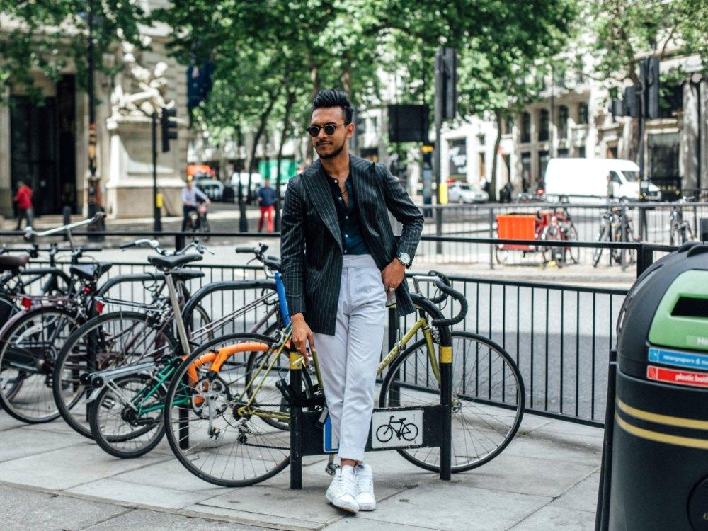 men fashion hairstyle pompadour 3 - 经典而时尚,梳好Pompadour油头发型!