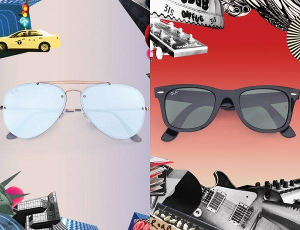 ray ban Icon Reinvented sunglasses 2018 BIG 600x460 - 墨镜狂想记,环游世界去!