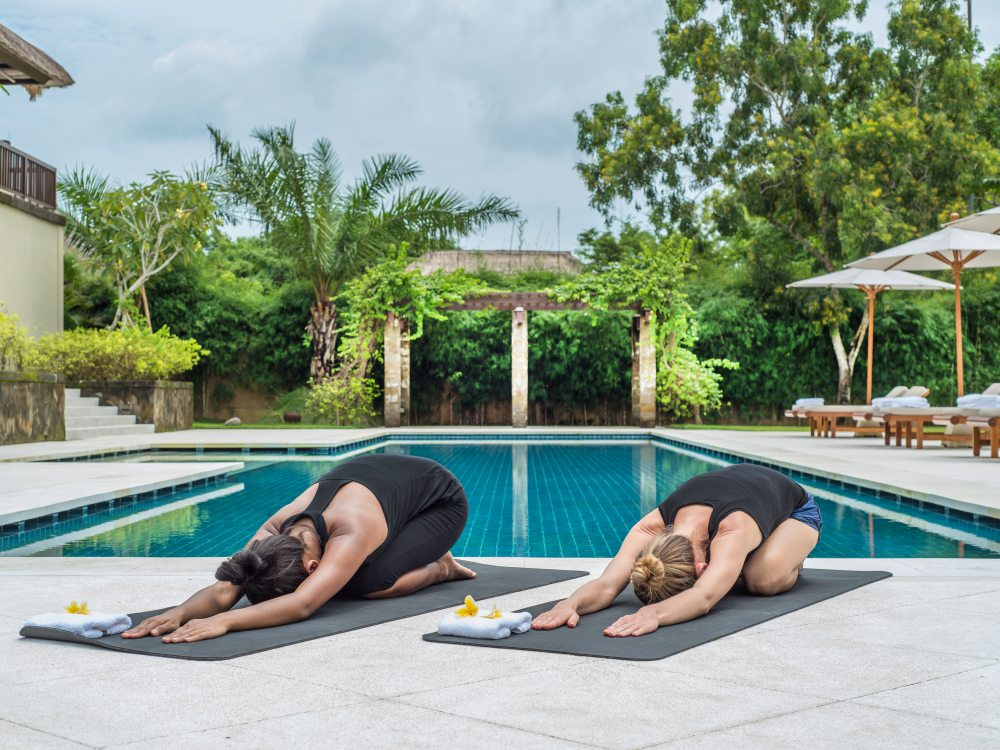 revivo wellness resort bali yoga  - 到 REVIVO 体验洗涤身心的奢华度假!