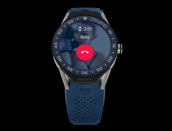tag heuer connected modular 45 smartwatch BIG 600x460 - Tag Heuer Connected Modular 45 智能创新,时尚多变!