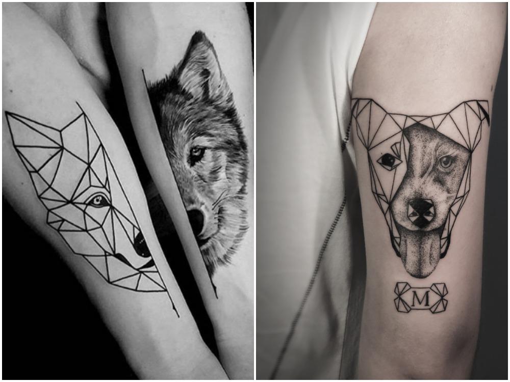 2018 tattoo idea animal  - [Tattoo Idea] 7类纹身艺术,刻画出你的风格个性