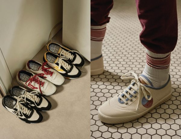 Bally Retro Sneakers Collection 600x460 - Bally Retro Sneakers 洋溢着青春与活力的旧时光