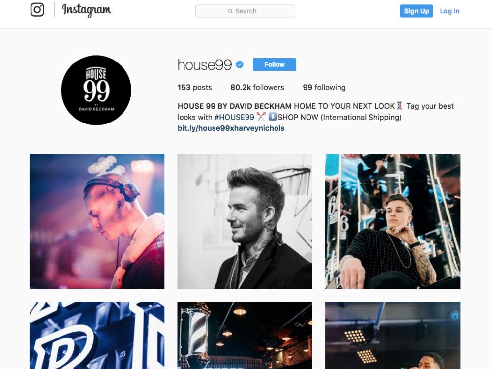 House 99 by David Beckham grooming brand 10 - House 99 by David Beckham ,给予男士全面保养!