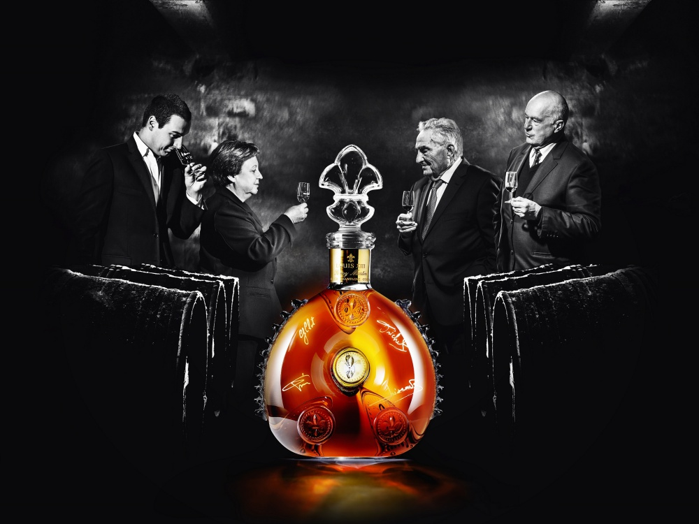 LOUIS XIII The Legacy BIG  - LOUIS XIII The Legacy 致敬非凡!
