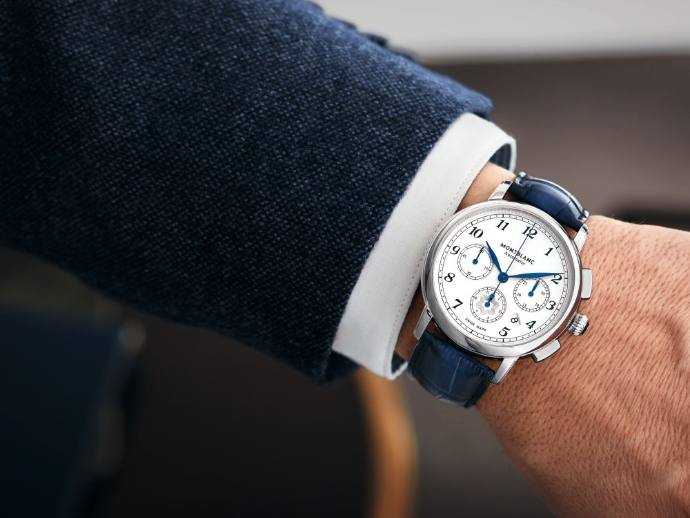 Montblanc Star Legacy Automatic Chronograph 1 - Montblanc Star Legacy  经典延续,传承精髓!