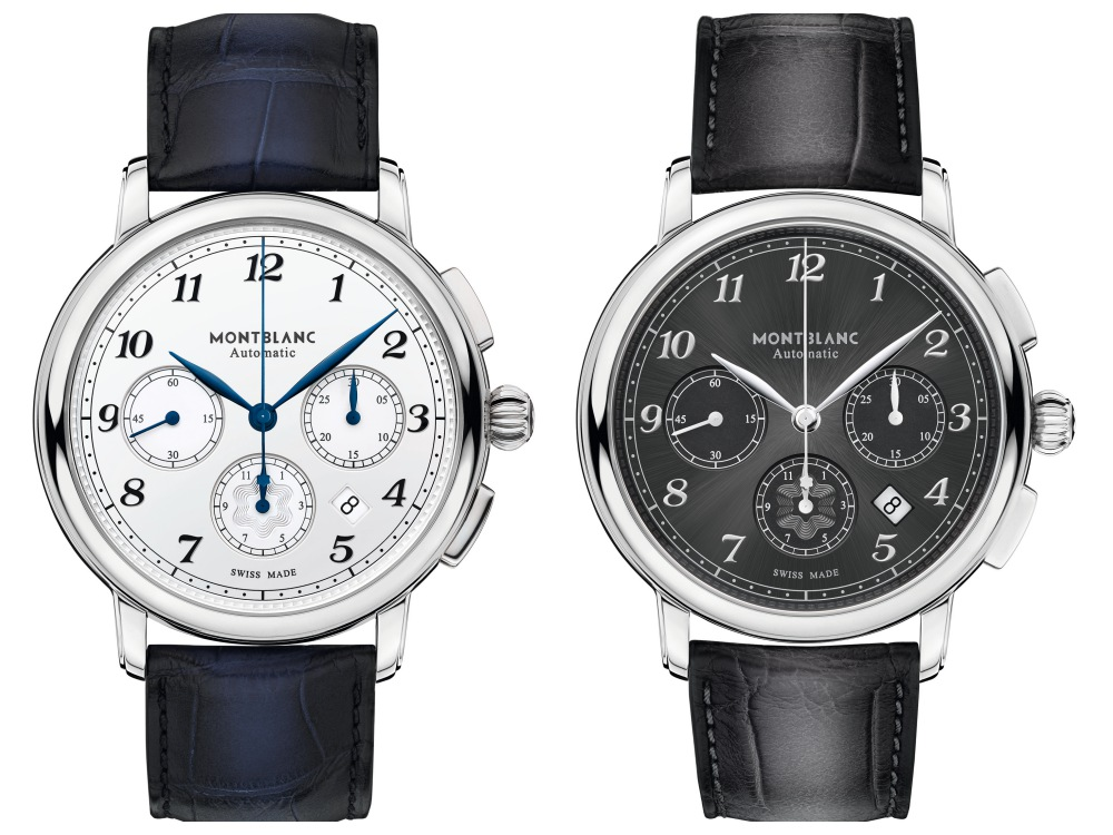 Montblanc Star Legacy Automatic Chronograph 2 - Montblanc Star Legacy  经典延续,传承精髓!