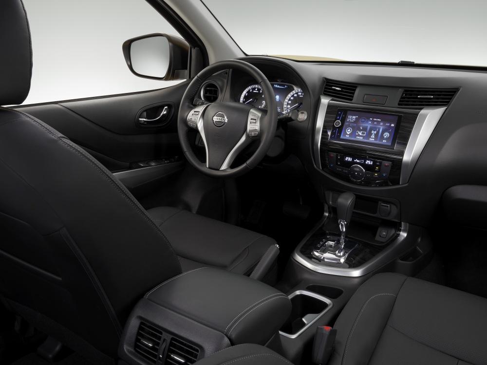 Nissan terra suv vehicle 3 - 强悍休旅车,Nissan Terra 任你行!
