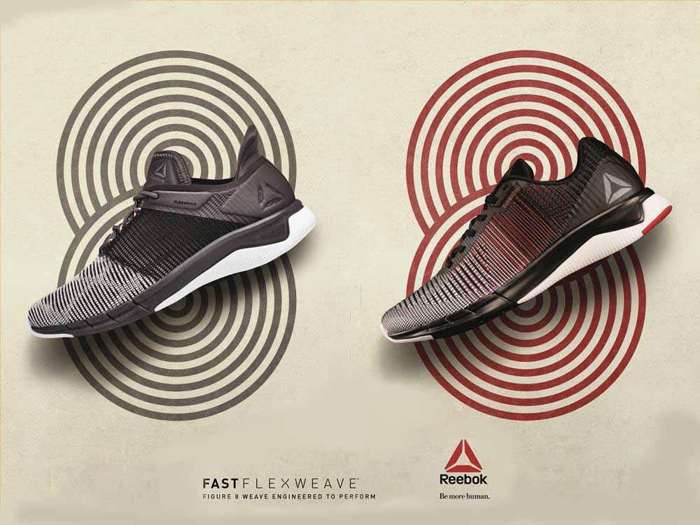 Reebok Fast Flexweave cover - Reebok 革命性跑鞋 再创速度巅峰