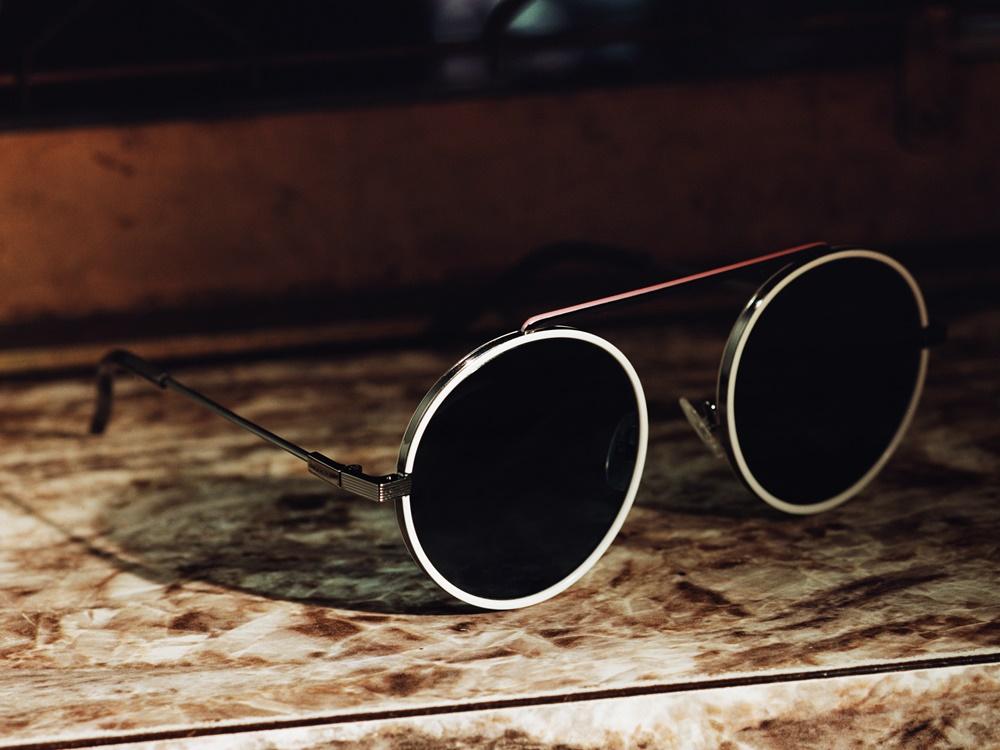 fendi jamie campbell eyewear product  - Fendi 春夏墨镜,Jamie Campbell率性演绎