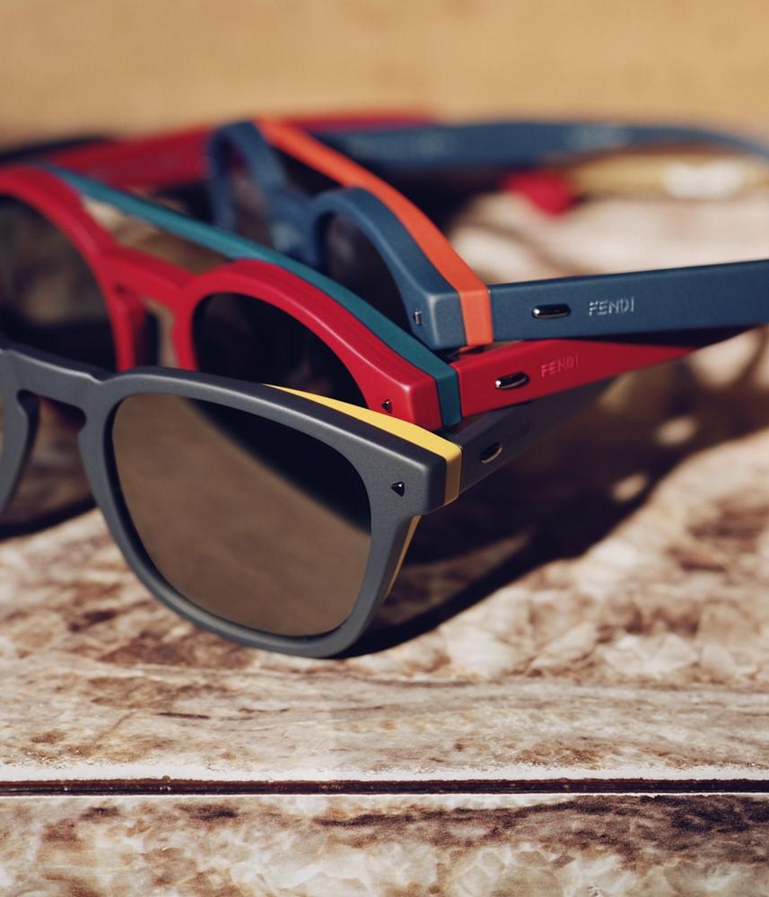 fendi jamie campbell eyewear product 1 2 - Fendi 春夏墨镜,Jamie Campbell率性演绎