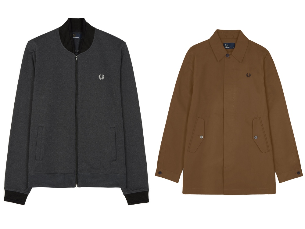 fred perry spring summer collection 2018 mens authentic 1 - Fred Perry 春夏'18 文雅运动风