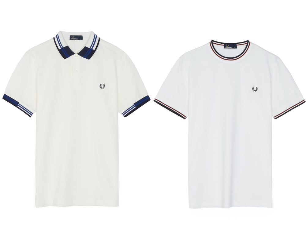 fred perry spring summer collection 2018 mens authentic 3 - Fred Perry 春夏'18 文雅运动风