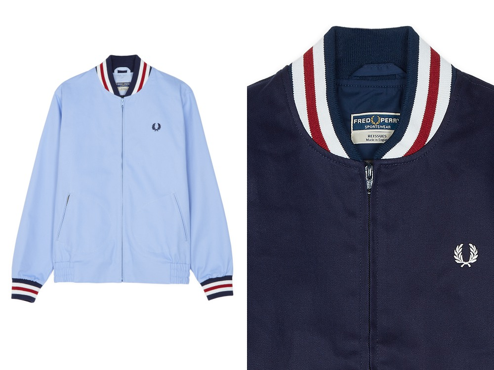 fred perry spring summer collection 2018 reissues 3 - Fred Perry 春夏'18 文雅运动风