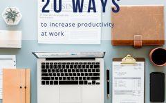 increase productivity at work 240x150 - 提高工作效率的20个好方法!
