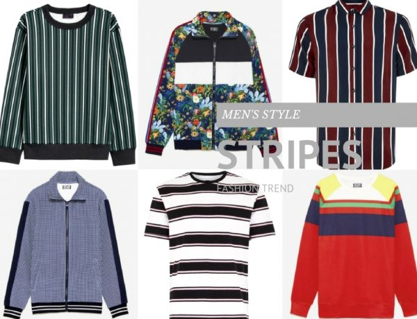 line stripe fashion mens style mix and match guide BIG  600x460 - 时尚条纹造型10个looks!