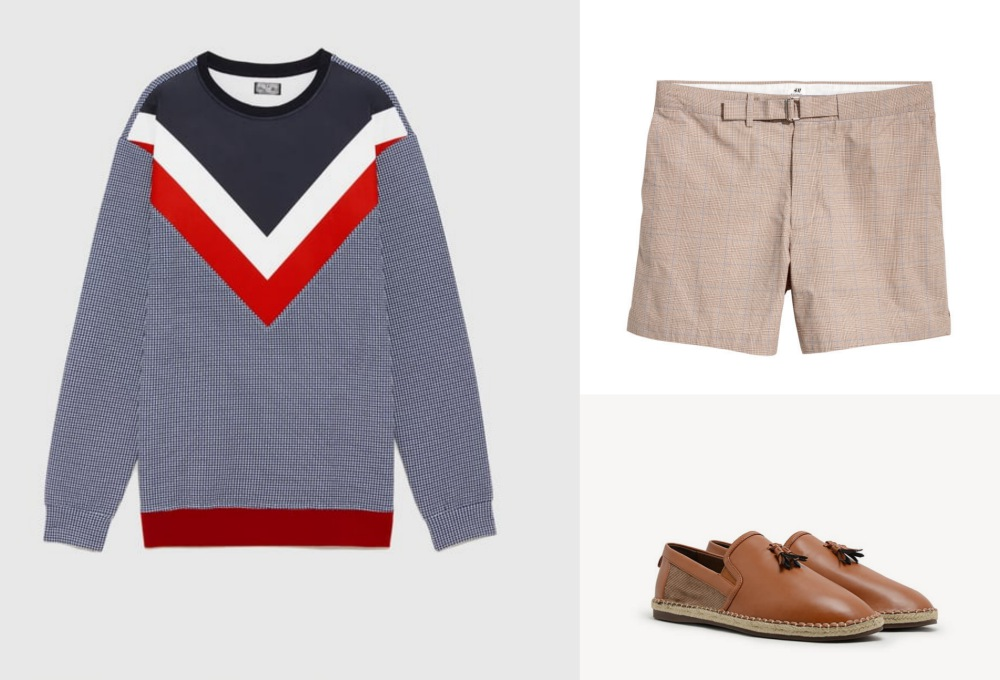 line stripe fashion mens style mix and match guide look 3 - 时尚条纹造型10个looks!